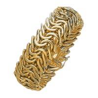 Gold Byzantine Bracelets