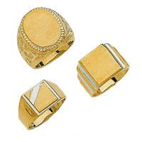 Engravable Men's Rings