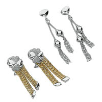 14k Italian Exclusive Set Earrings