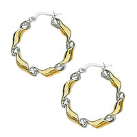 14k Assorted Hoop Earrings