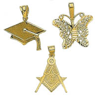 14k Assorted Charms